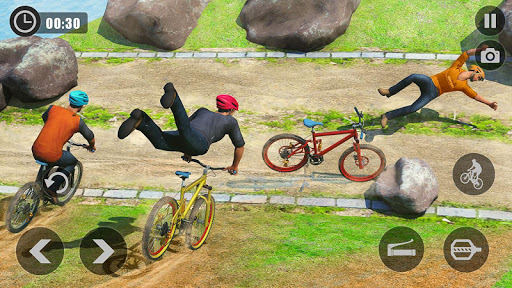 Offroad Bicycle BMX Riding 1.5 Screenshots 4