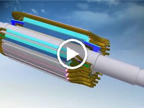 Video: Конструкција мотора ЈС - анимација