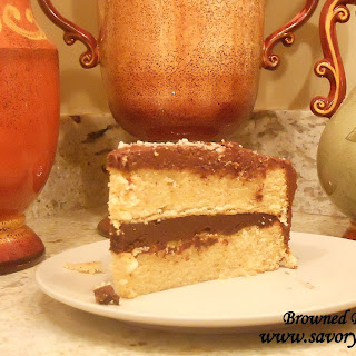 Browned Butter Layer Cake