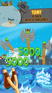 Angry Birds Seasons screenshot 10