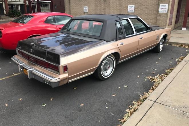 1981 Chrysler New Yorker Hire NY 11557