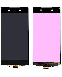 Sony Xperia Z3 Plus LCD Display Black
