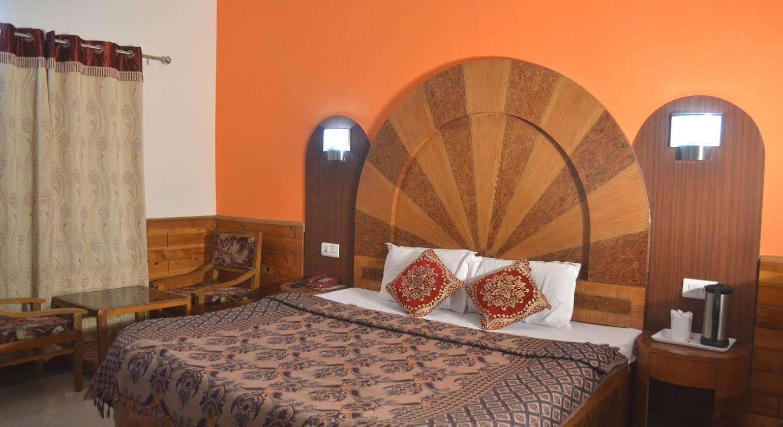 Hilltone Resorts and Spa