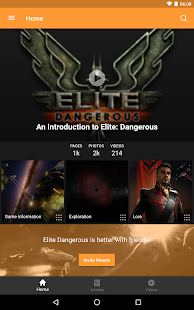 FANDOM for: Elite: Dangerous - náhled