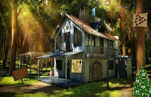 Best Escape - Forest Santa V1.0.0.1 screenshots 2