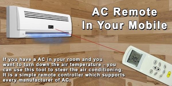 AC Remote Control Simulator screenshot 0