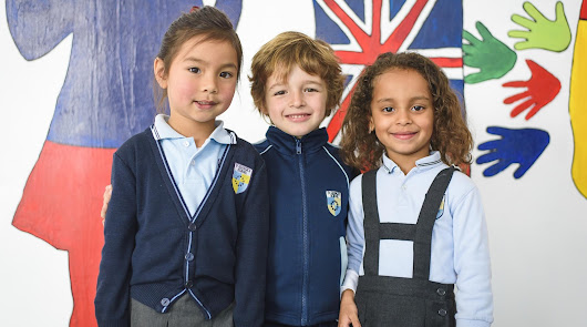 Jornada de puertas abiertas en St. George School