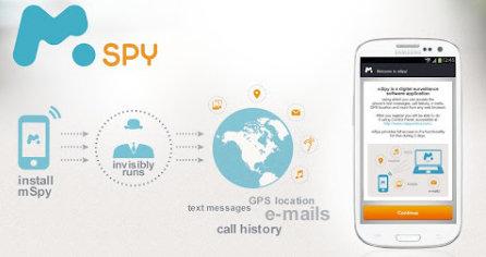 mSpy thu hút hàng triệu người dùng