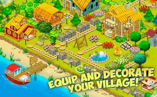 Code Triche Forest Clans - Mushroom Farm apk mod screenshots 5
