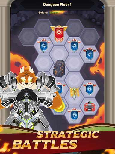 Idle Arena - Clicker Heroes Battle 5007 screenshots 9