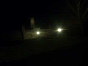 Photo: Various photos from around the Belgrade Fortress, but darkness hinders.