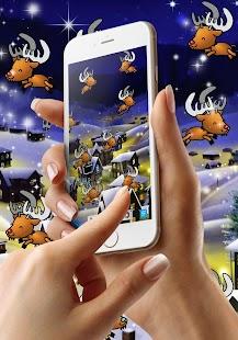 Live Wallpaper Reindeer - náhled