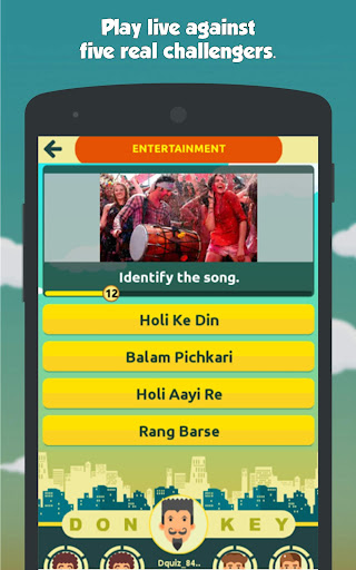 Donkey Quiz: India's Quiz Game screenshot 10