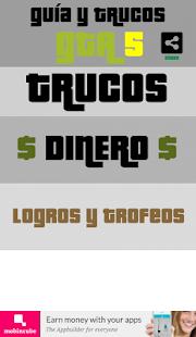 Guía Trucos - GTA 5 - náhled