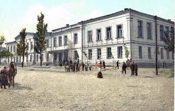Photo: Корпус Мариинской гимназии (пл. Красная,1)