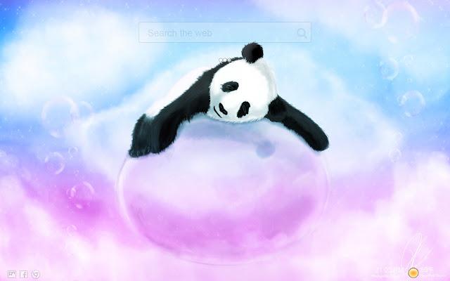 Cute panda tumblr themes - photo#44