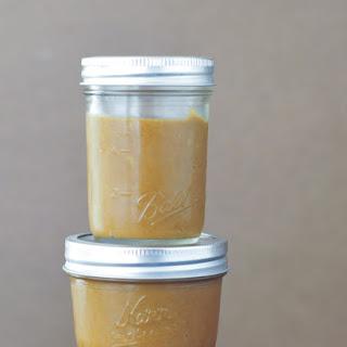 Pumpkin Coconut Caramel Sauce