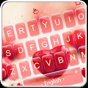 App Red Heart Keyboard Theme APK for Windows Phone