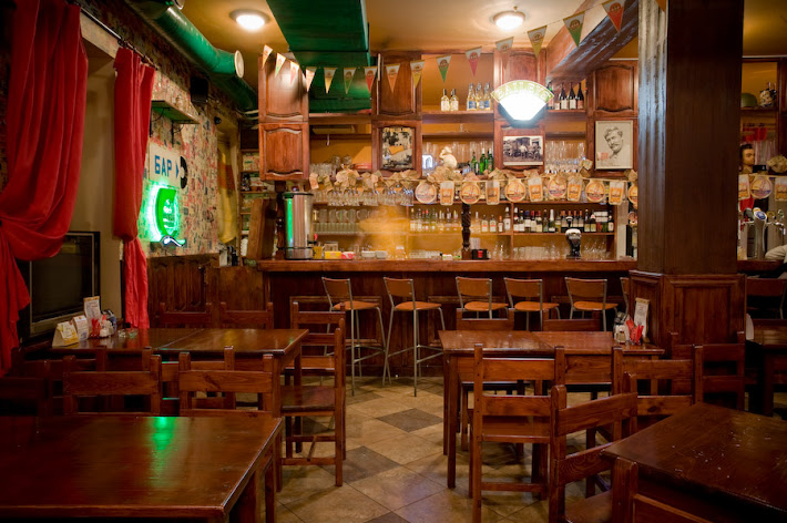 Фото №4 зала Золотая вобла на Марксистской