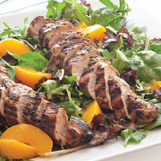 Grilled Pork Loin Chops with Summer Salsa Recipe