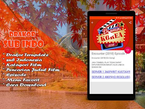 Download Drama Korea Sub Indo Terbaru 2019 APK latest version app