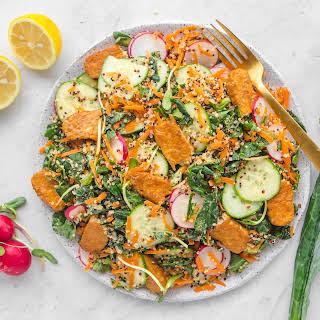 Vegan Kale Salad Recipes.