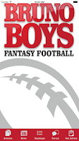 Screenshot of Bruno Boys Fantasy Football