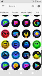 Ravic - Icon Pack APK screenshot thumbnail 7