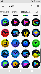 Ravic - Icon Pack Screenshot