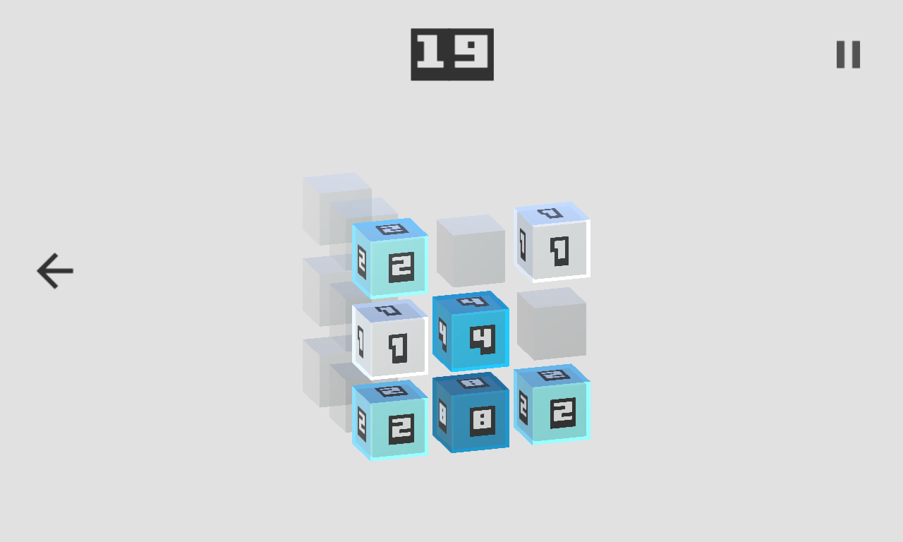 Flexi Cubes- screenshot