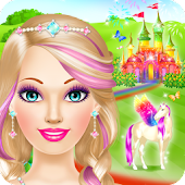 Magic Princess - Dress Up & Makeup