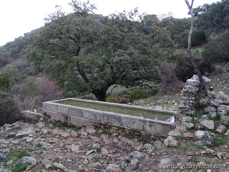 Peñón de los Toros y Margarita