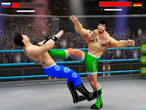 Stars Wrestling Revolution 2017: Real Punch Boxing 2.2 screenshots 8
