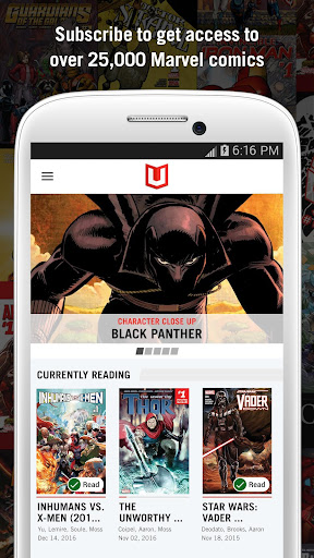 Marvel Unlimited 4.4.0 gameplay   AndroidFC 1