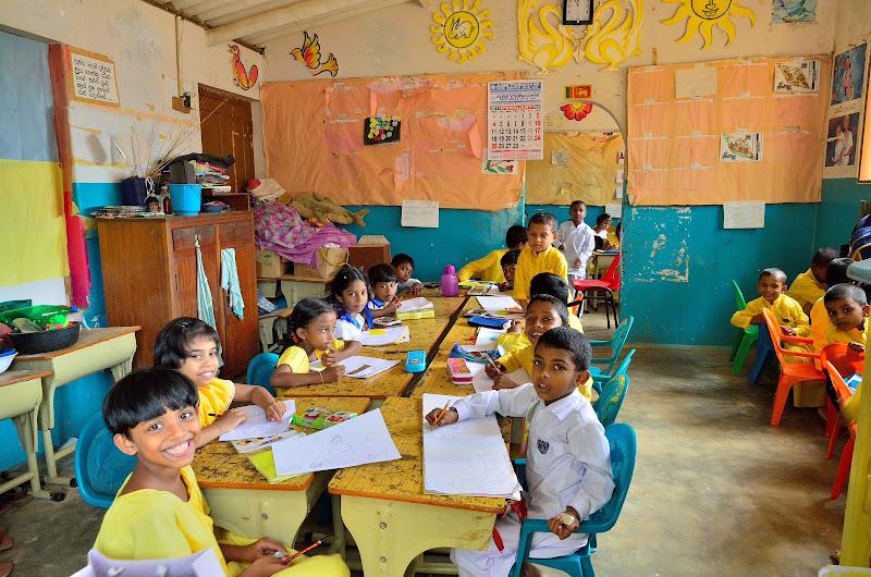 Una scuola in Sri-Lanka. di matteo_maurizio_mauro