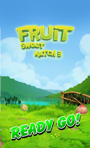 Fruit Sweet Match 3