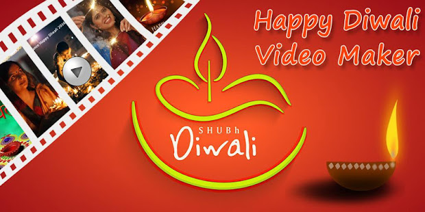 Happy diwali video maker 2018 diwali video status apps on google play screenshot image m4hsunfo