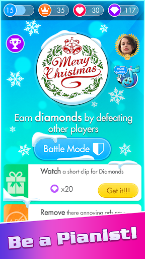 Piano Online Challenges 2: Magic White Tiles  screenshots 14