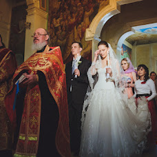 Wedding photographer Lyubov Kharlamova (lyubsya). Photo of 18.07.2016