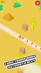 Download Cubic Trump: Build The Wall  apk screenshot 2