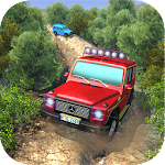 Off-Road Jeep Hill Climbing 4x4 : Adventure Drive Icon