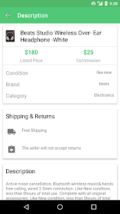 BriskSelling - Earn Money Shopping and Sharing- screenshot thumbnail