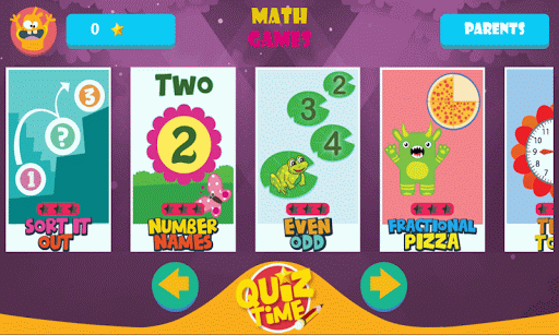 Kids Games Learning Math P