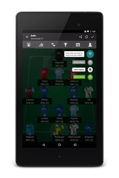 Fantasy Football Manager (FPL) APK screenshot thumbnail 11