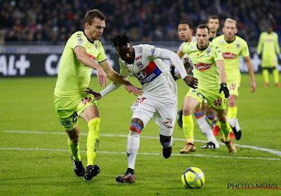 Lyon enfonce un peu plus dans la crise le Toulouse de Dossevi et Vainqueur