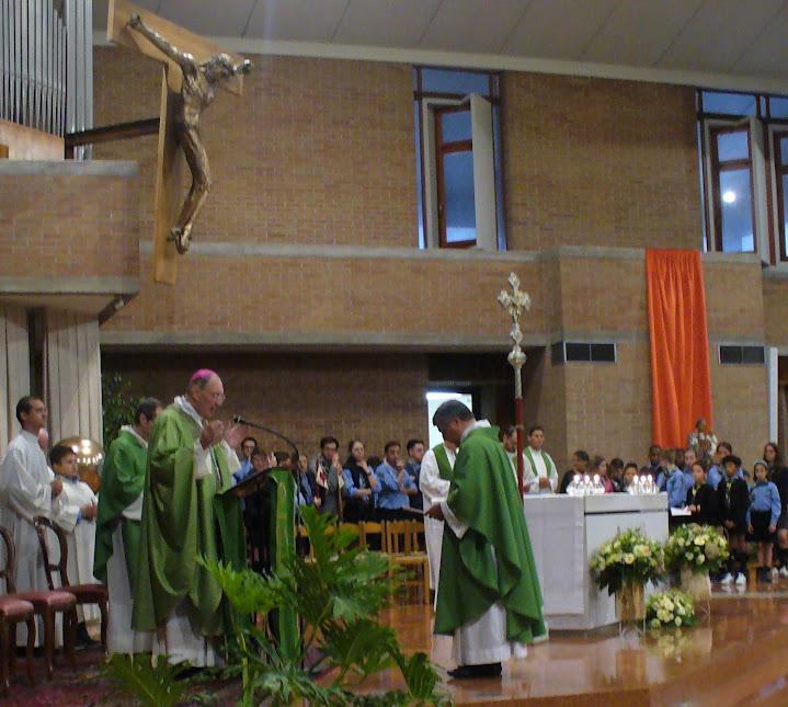 Don Fabio Bertuola nuovo parroco di S. Giuseppe