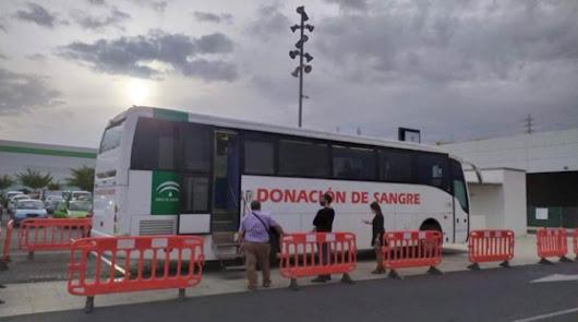 El Centro Comercial Torrecárdenas organiza una campaña de donación de sangre