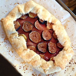 Fresh Fig Crostata