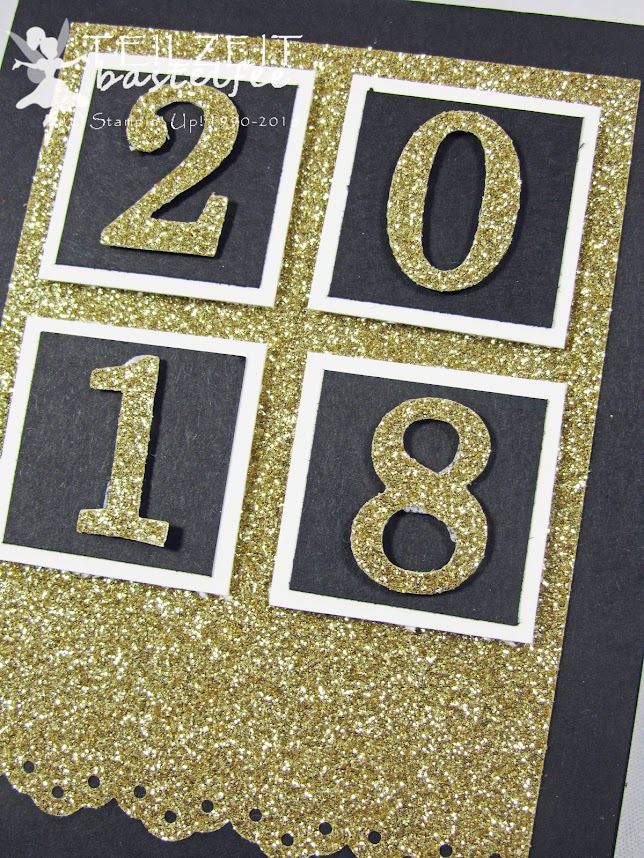 In{k}spire_me, Stampin' Up!, Silvester, New Year