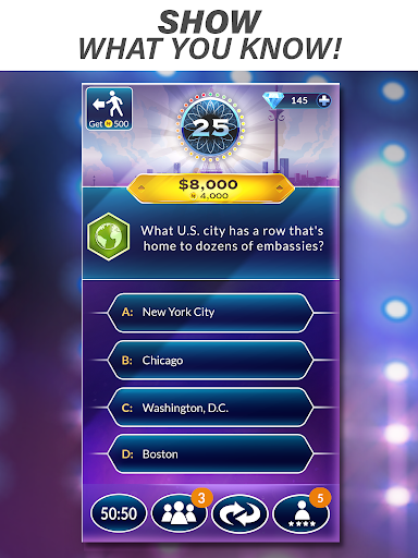 Download Millionaire Trivia: Who Wants To Be a Millionaire? MOD APK 6